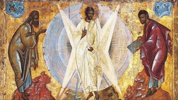 Божественная Литургия в Праздник Преображения Господня!